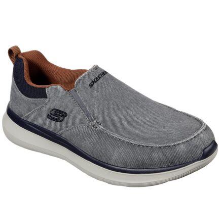 Skechers Men's Delson 2.0 - Larwin Grey