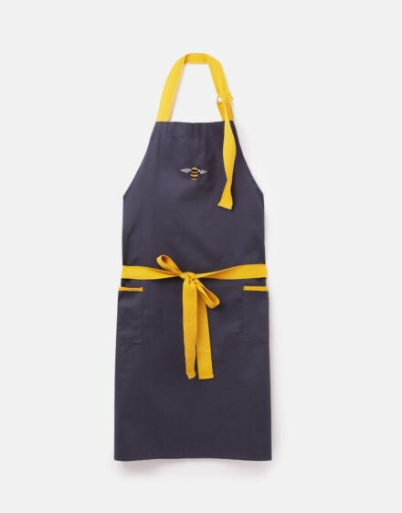Joules Apron Bee Stripe