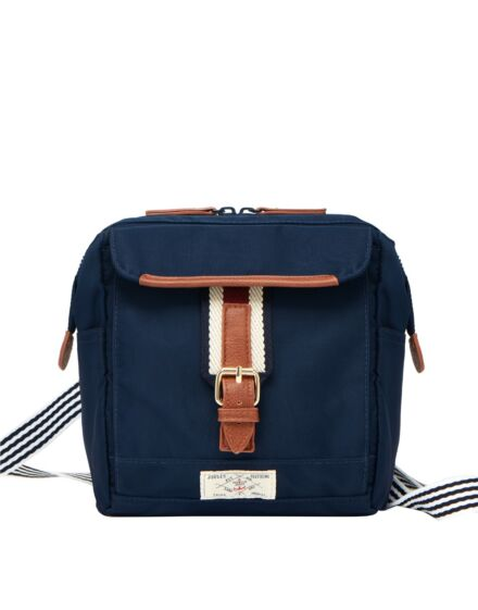 Joules Wells Cross Body Bag French Navy