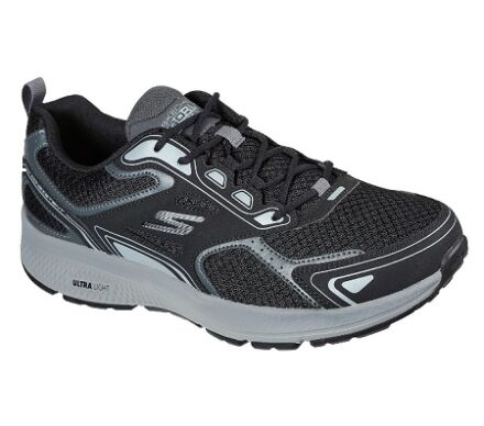 Skechers GoRun Consistent Black/Grey