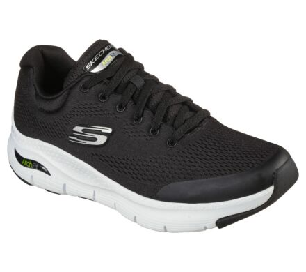 Skechers Arch Fit Black & White