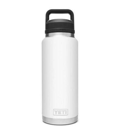 Yeti Rambler 36oz Bottle White