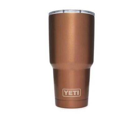 Yeti Rambler 30oz Tumbler Copper