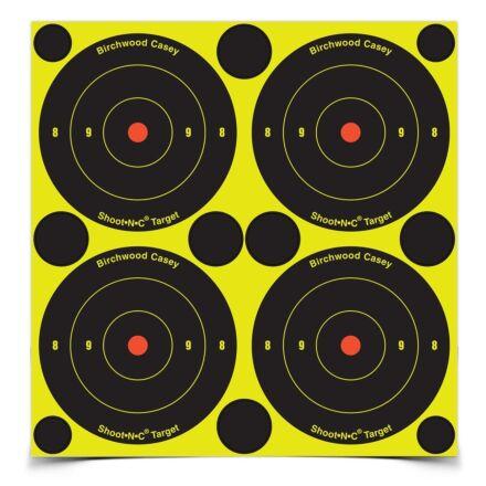 "Birchwood Casey 8"" NC Targets x 6"