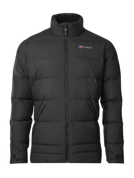 Berghaus Men's Mavora Down Jacket Jet Black
