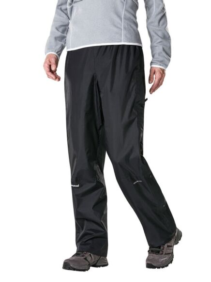 Berghaus Women's Deluge Overtrousers Black