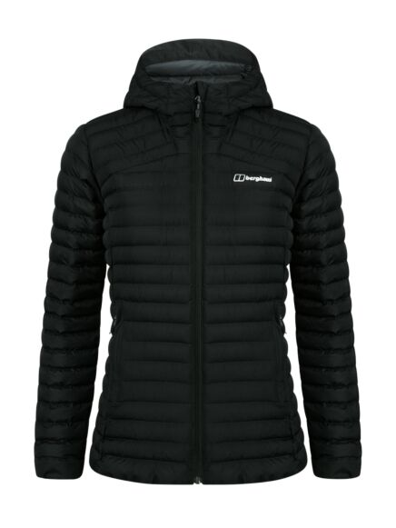 Berghaus Women's Nula Micro Synthetic Insulated Jacket Jet Black