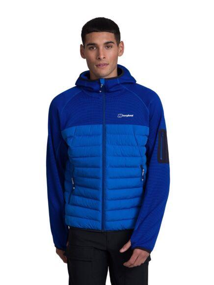 Berghaus Men's Pravitale Hybrid Insulated Jacket Blue