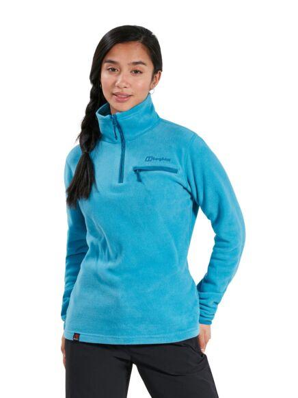 Berghaus Women's Prism 2.0 Micro Half Zip Fleece Navagio Bay