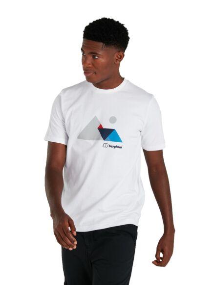 Berghaus Men's Mountain Valley T-Shirt White