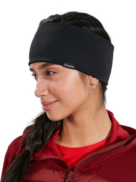 Berghaus Inflection Headband Jet Black