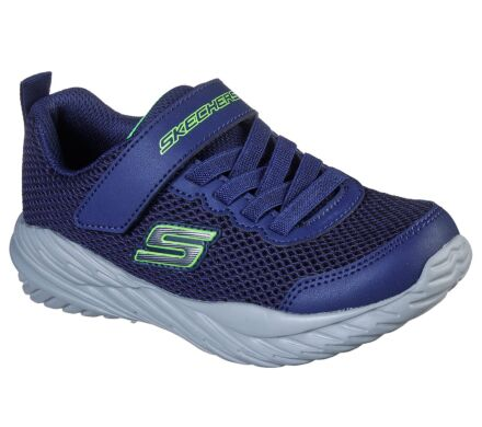 Skechers Nitro Sprint - Krodon Navy/Lime