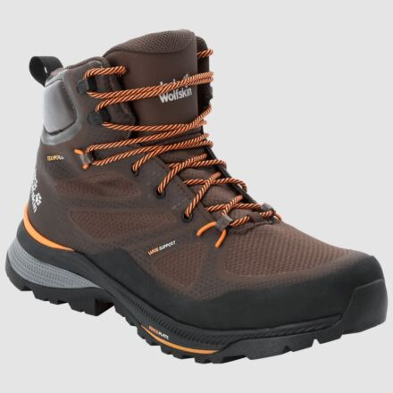 Jack Wolfskin Force Striker Texapore Mid Boots Mocca/Orange