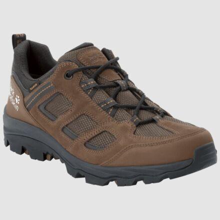 Jack Wolfskin Vojo 3 Texapore Low Hiking Shoes Brown/Phantom