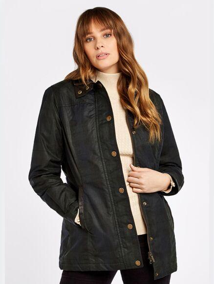 Dubarry Women's Annestown Jacket Black Watch