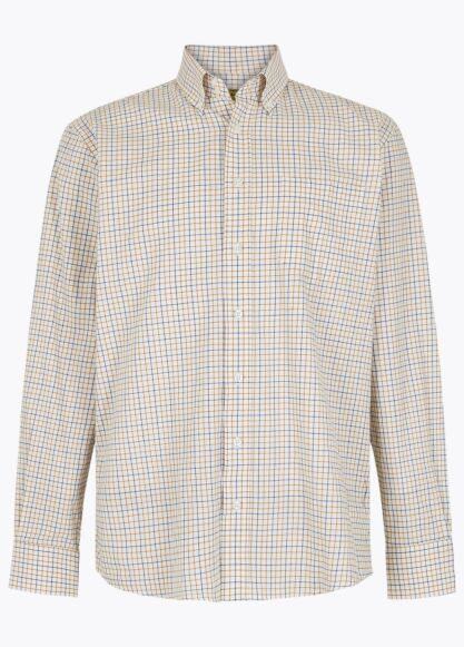 Dubarry Muckross Tattersall Shirt Harvest