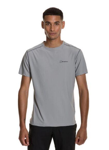 Berghaus Men's 24/7 Tech T-Shirt Grey