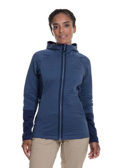 Berghaus Women's Taagan Fleece Jacket Navy/Blue