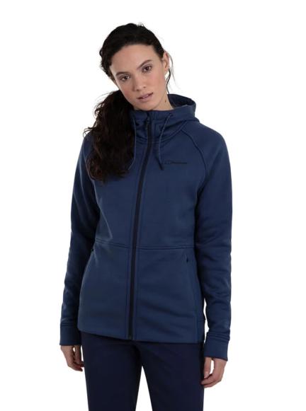 Berghaus Women's Alfriston Jacket Mood Indigo