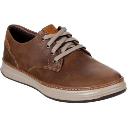 Skechers Moreno Gustom Slip On Shoe Chestnut Dfs