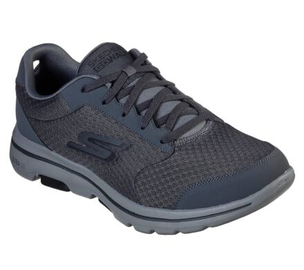 Skechers GoWalk 5 - Qualify Charcoal/Black