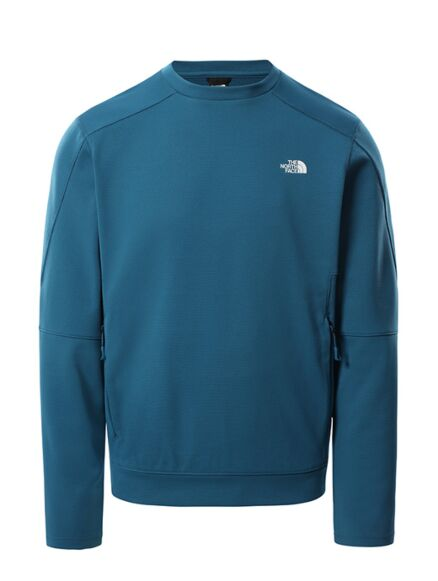 The North Face Men's Lightning Pullover Moroccan Blue Heather