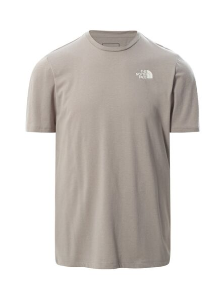 The North Face Men's Graphic Tee Mineral Grey