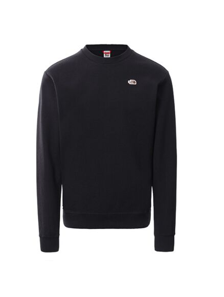 The North Face Recycled Scrap Crew Jumper Black