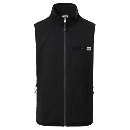 The North Face Gordon Lyons Full Zip Vest Black