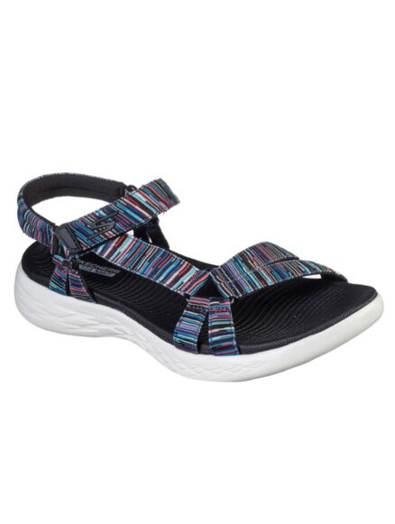 Skechers On The Go 600 Electric Black/White