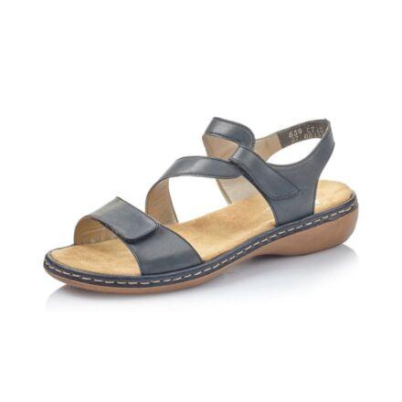 Rieker 659C7-15 Sandals Blue