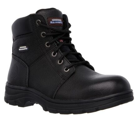 Skechers Work: Relaxed Fit - Workshire ST Black