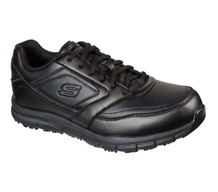 Skechers Work Relaxed Fit: Nampa SR Black