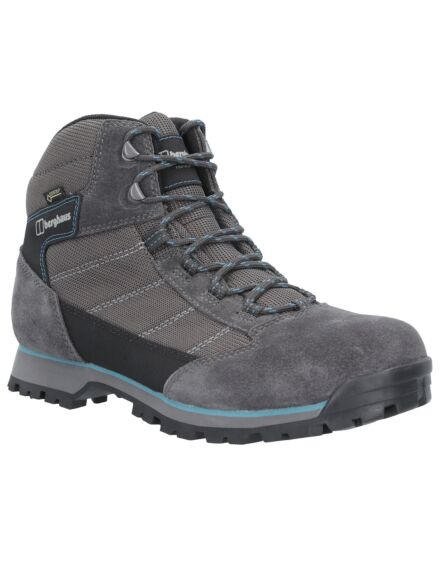 Berghaus Women's Hillwalker Trek Gore-Tex Boot Dark Grey