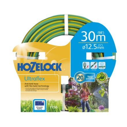 Hozelock 7730 UltraFlex Hose 30m