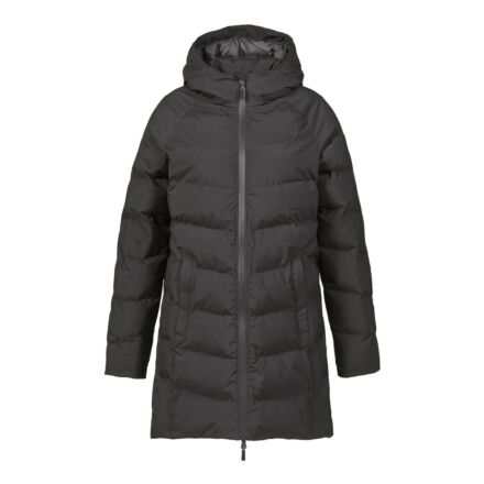 Musto Women's Marina Long Quilted Jacket Black