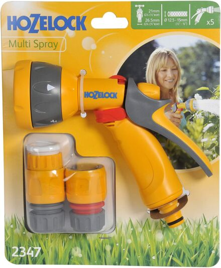 Hozelock 2347 Multi Spray Starter Set