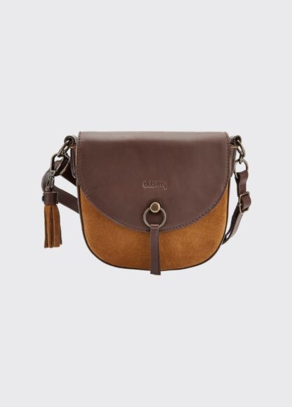 Dubarry Crossgar Saddle Bag Camel
