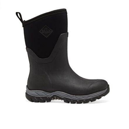 Muck Boots Unisex Arctic Sport Mid Boot Black