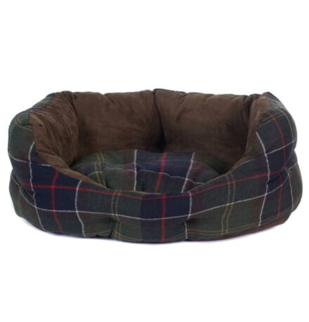 Barbour Luxury Dog Bed Classic Tartan AW19