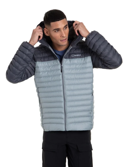 Berghaus Men's Vaskye Synthetic Insulated Jacket Monument Grey