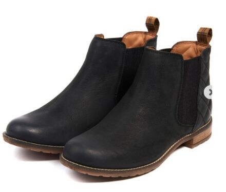 Barbour Abigail Chelsea Boot Black