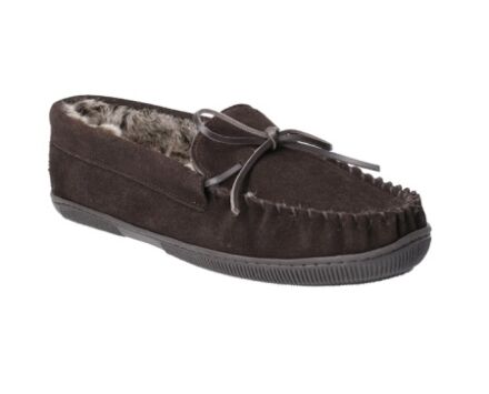 Hush Puppies Ace Slippers Brown