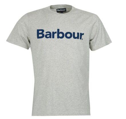 Barbour Adfern Tee Light Grey Marl
