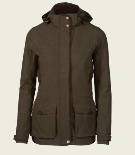 Seeland Womens Woodcock Advanced Jacket Shaded Olive