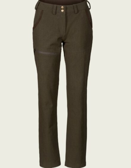Seeland Womens Woodcock Advanced Trousers Shaded Olive