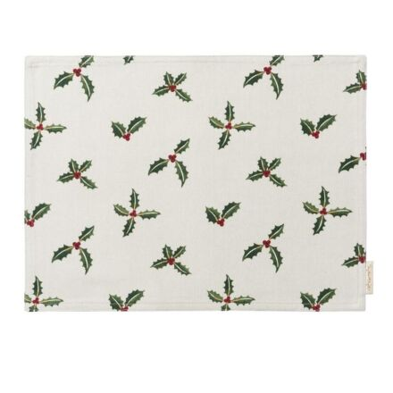 Sophie Allport Holly & Berry Fabric Placement