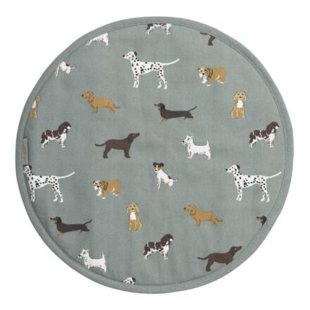 Joules Fetch Circular Hob Cover