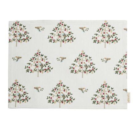 Sophie Allport Partridge Fabric Placemat