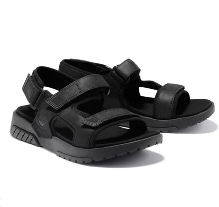 Timberland Anchor Watch Fisherman Sandal Black